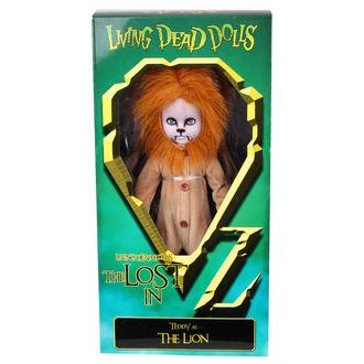 păpuşă VIAŢĂ MORT PAPUSI - teddy la fel de The Leu, LIVING DEAD DOLLS