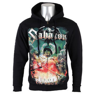 hanorac cu glugă bărbați Sabaton - Heroes on tour - NUCLEAR BLAST, NUCLEAR BLAST, Sabaton
