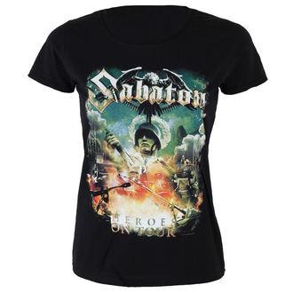 tricou stil metal femei Sabaton - Heroes on tour - NUCLEAR BLAST, NUCLEAR BLAST, Sabaton