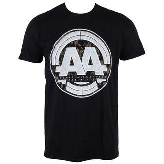 tricou stil metal bărbați Asking Alexandria - Album Stamp - LIVE NATION, LIVE NATION, Asking Alexandria