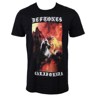 tricou stil metal bărbați Deftones - California - LIVE NATION, LIVE NATION, Deftones