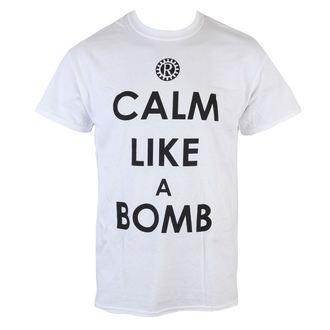 tricou stil metal bărbați Rage against the machine - Calm like a bomb - LIVE NATION, LIVE NATION, Rage against the machine