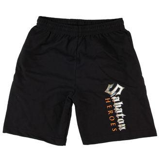 pantaloni scurți bărbați Sabaton - Logo - NUCLEAR BLAST, NUCLEAR BLAST, Sabaton