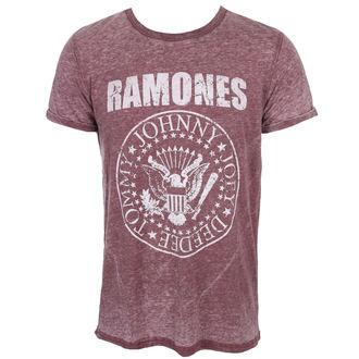 tricou stil metal bărbați Ramones - Presidential Seal - ROCK OFF, ROCK OFF, Ramones