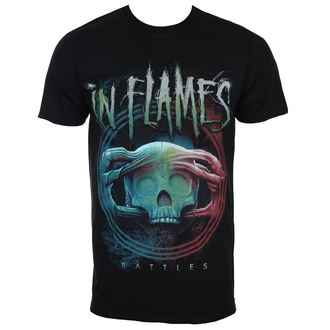tricou stil metal bărbați In Flames - Battles Circle - ROCK OFF, ROCK OFF, In Flames