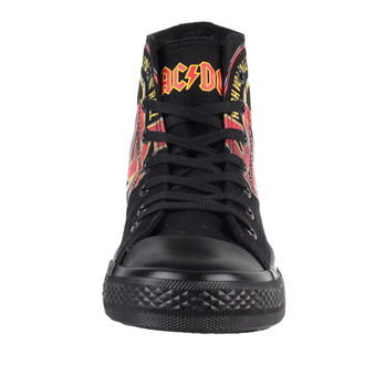 adidași cu platformă femei AC-DC - Sneakers - F.B.I., F.B.I., AC-DC