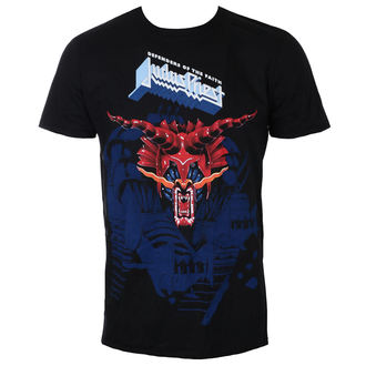 tricou stil metal bărbați Judas Priest - Defenders Blue - ROCK OFF, ROCK OFF, Judas Priest