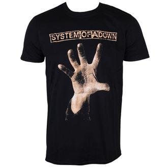 tricou stil metal bărbați System of a Down - Hand - ROCK OFF, ROCK OFF, System of a Down