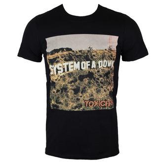 tricou stil metal bărbați System of a Down - Toxicity - ROCK OFF, ROCK OFF, System of a Down