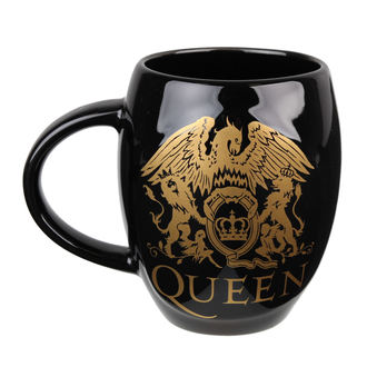 ceașcă Regină - Aur - ROCK OFF, ROCK OFF, Queen
