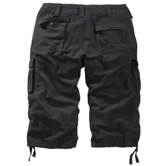 Pantaloni scurți 3/4 bărbați SURPLUS - TROOPER LEGEND - BLACK GEWAS, SURPLUS