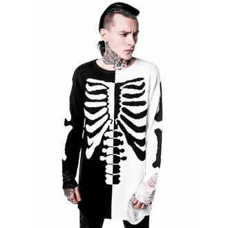 pulover (unisex) KILLSTAR - skeletor, KILLSTAR
