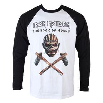 tricou stil metal bărbați Iron Maiden - Axe - ROCK OFF, ROCK OFF, Iron Maiden