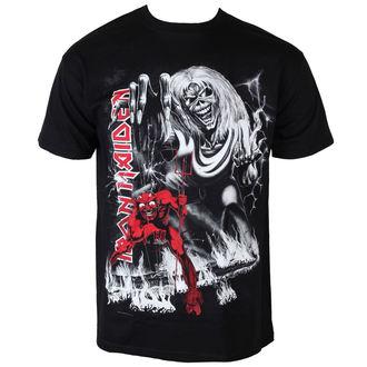 tricou stil metal bărbați Iron Maiden - - ROCK OFF, ROCK OFF, Iron Maiden