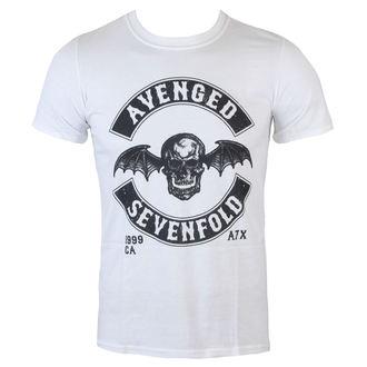 tricou stil metal bărbați Avenged Sevenfold - Moto Seal - ROCK OFF, ROCK OFF, Avenged Sevenfold