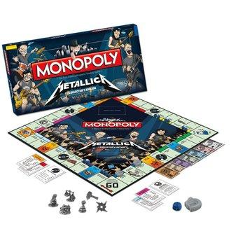 joc Metallica - stâncă Trupa Monopol