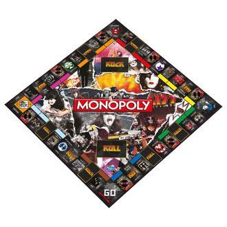 joc PUP - stâncă Trupa Monopol, Kiss