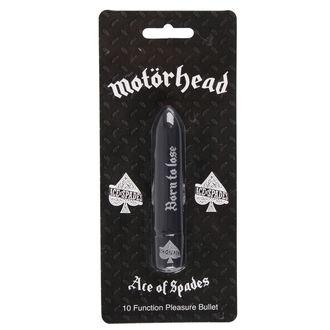cu vibrator Motorhead - As De Pică 10 - PLASTIC CAP, PLASTIC HEAD, Motörhead