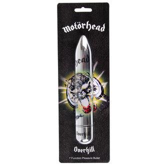cu vibrator Motorhead - overkill 7 - PLASTIC CAP, PLASTIC HEAD, Motörhead