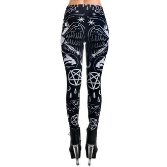 pantaloni femei (colanți) TOO FAST - THE DEMON, TOO FAST