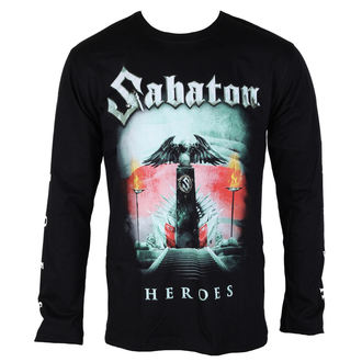 tricou stil metal bărbați Sabaton - Heroes Poland - CARTON, CARTON, Sabaton