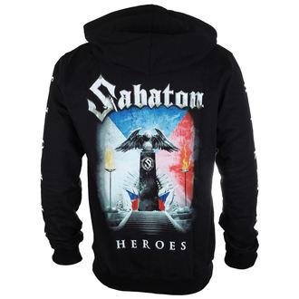 hanorac cu glugă bărbați Sabaton - Heroes Czech republic - CARTON, CARTON, Sabaton