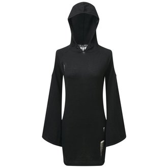 rochie femei KILLSTAR - Dee Spare Distress Dress - Negru - KIL294