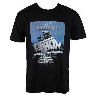 tricou stil metal bărbați Citron - Radegast - NNM, NNM, Citron
