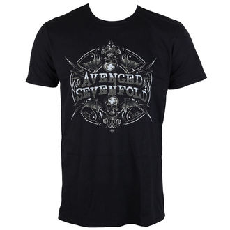 tricou stil metal bărbați Avenged Sevenfold - Reflections - ROCK OFF, ROCK OFF, Avenged Sevenfold