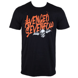 tricou stil metal bărbați Avenged Sevenfold - LOGO - ROCK OFF, ROCK OFF, Avenged Sevenfold