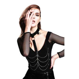 tricou stil gotic și punk femei - Gothic Zetta - DEVIL FASHION, DEVIL FASHION