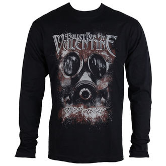 tricou stil metal bărbați Bullet For my Valentine - Temper Temper Gas Mask - ROCK OFF, ROCK OFF, Bullet For my Valentine
