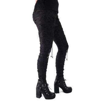 pantaloni femeii (jambiere) Diavolul Moda - Gotic Radella, DEVIL FASHION