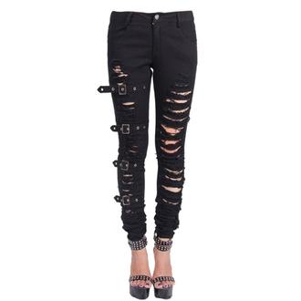 pantaloni femeii Diavolul Moda - Gotic Haos, DEVIL FASHION