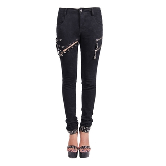 pantaloni femeii Diavolul Moda - Gotic Salem, DEVIL FASHION