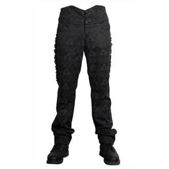 pantaloni pentru bărbaţi Diavolul Moda - Gotic Oberon, DEVIL FASHION