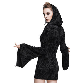 rochie femeii Diavolul Moda - Gotic Salem Rose, DEVIL FASHION
