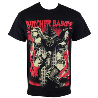 tricou stil metal bărbați Butcher Babies - TOWER OF POWER - RAZAMATAZ, RAZAMATAZ, Butcher Babies