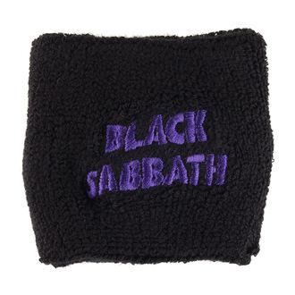 bratara Black Sabbath - VIOLET ONDULATE LOGO-UL - RAZAMATAZ, RAZAMATAZ, Black Sabbath