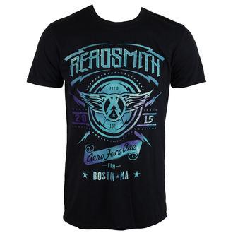 tricou stil metal bărbați Aerosmith - AERO FORCE ONE - LIVE NATION, LIVE NATION, Aerosmith