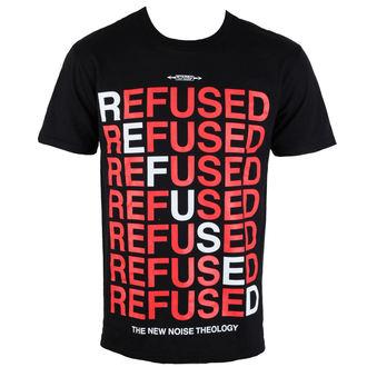 tricou stil metal bărbați Refused - New Noise Theology - PLASTIC HEAD, PLASTIC HEAD, Refused