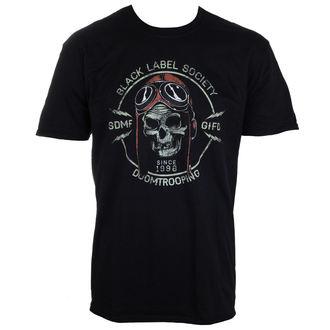 tricou stil metal bărbați Black Label Society - PLASTIC HEAD - PLASTIC HEAD, PLASTIC HEAD, Black Label Society