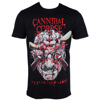 tricou stil metal bărbați Cannibal Corpse - Ice Pick Lobotomy - PLASTIC HEAD, PLASTIC HEAD, Cannibal Corpse