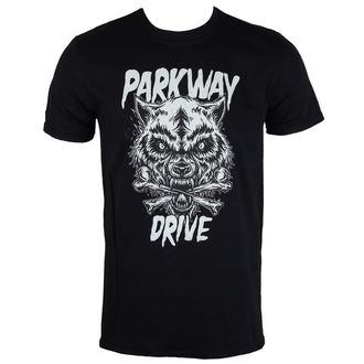 tricou stil metal bărbați Parkway Drive - Wolf & Bones - PLASTIC HEAD, PLASTIC HEAD, Parkway Drive