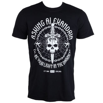 tricou stil metal bărbați Asking Alexandria - Light In The Darkness - PLASTIC HEAD, PLASTIC HEAD, Asking Alexandria
