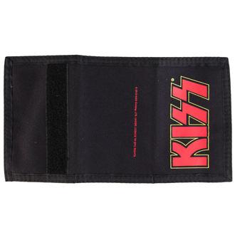 portofel sărut - Logo-ul - Negru - PLASTIC HEAD, PLASTIC HEAD, Kiss
