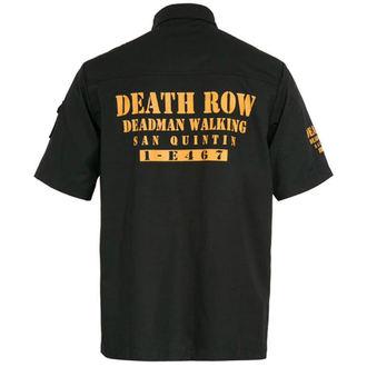 tricouri pentru bărbaţi VOODOO VIXEN - Negru, JAWBREAKER