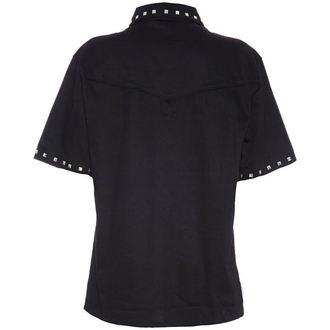 tricouri pentru bărbaţi VOODOO VIXEN - BLK, JAWBREAKER