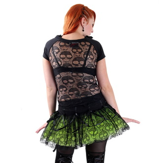 fusta femeii VOODOO VIXEN - verde