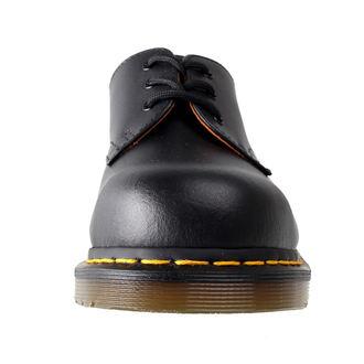 pantofi Dr. Martens - 3 ocheți - 5400 Negru fin, Dr. Martens